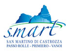 San Martino di Castrozza Passo Rolle Primiero Vanoi -logo