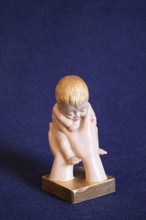 Protezione neonato - idea bomboniera battesimo