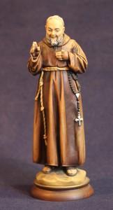 Scultura S.Padre Pio
