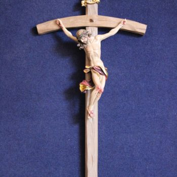 Crocefisso Cristo Barocco