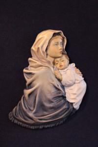 Scultura Madonna Ferruzzi