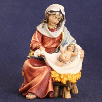 "Statua presepe ""Madonna seduta"""