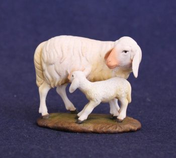Sheep with lamb 2