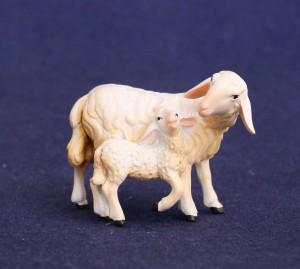 Sheep with lamb 1