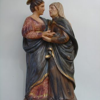 Copy of the Visitation by Lombardi