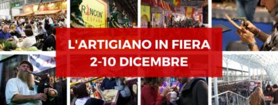 Our news shows and communications zeniscultori for Artigiano in fiera 2017