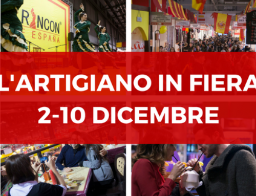 """ARTIGIANO IN FIERA""  -RHO-MILAN   2-10 December 2017"