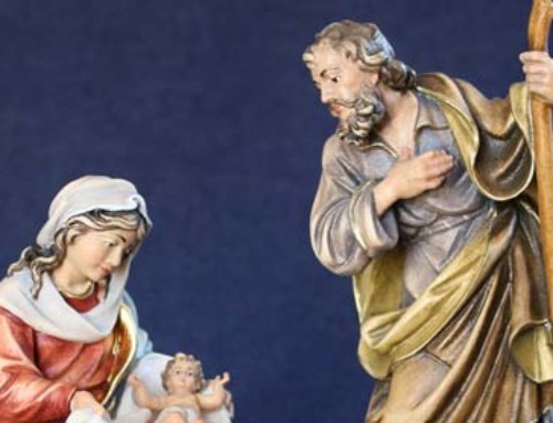 Promotion: complete nativity family