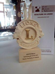 Trofei personalizzati per Lions Club