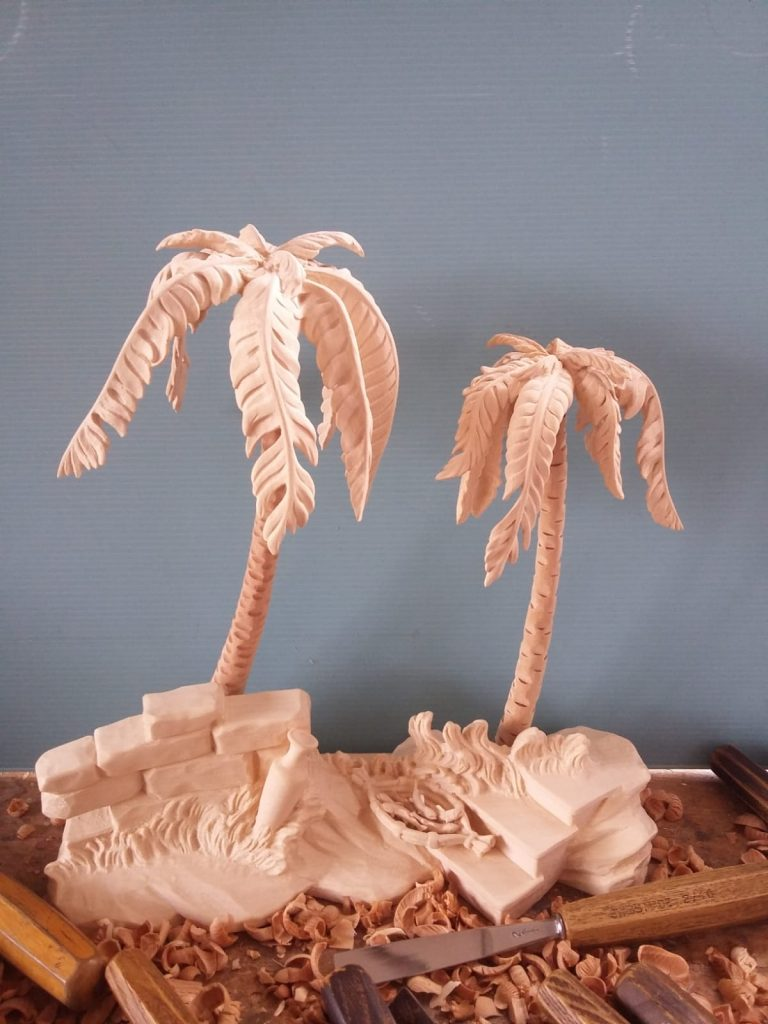 Complementi presepe - oasi