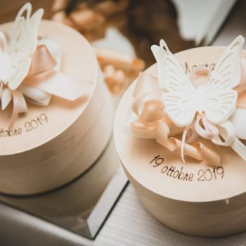Personalised party favour