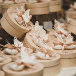 Bomboniera in legno personalizzata
